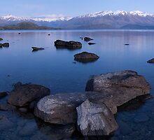 Lake Wanaka Panorama by Anthony and Kelly Rae