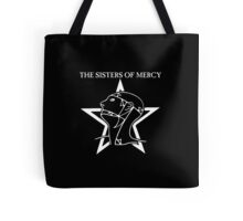 The World's End / The Sisters Of Mercy Tote Bag