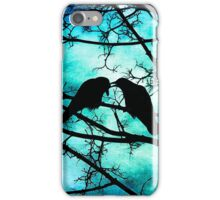 The Courtship of Crows iPhone Case/Skin