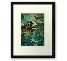 Jurassic World 2.0 Framed Print