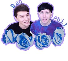 Dan and Phil by pixelpandas