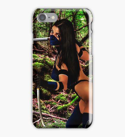 Girl Warrior Fine Art Print iPhone Case/Skin