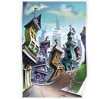 Crazy City 3 Poster