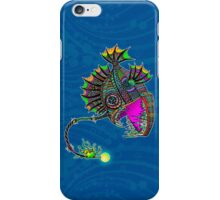 Electric Angler Fish iPhone Case/Skin