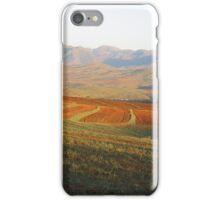 an exciting South Africa landscape iPhone Case/Skin