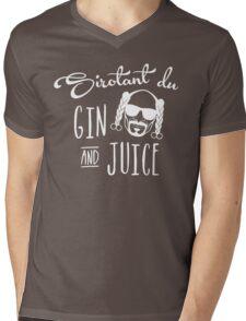 NSL Snoop Mens V-Neck T-Shirt