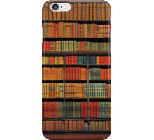 Vintage Library iPhone Case/Skin