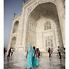 ' An Afternoon In Agra ' by Mat Moore