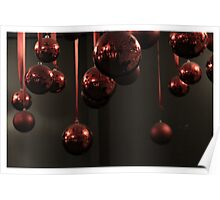 Red Ball Poster