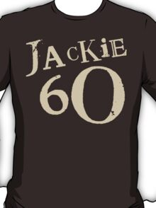 Brown Jackie 60 Logo Wear T-Shirt
