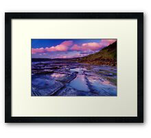 """Morningtide Mirrored"" Framed Print"