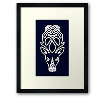 Skyrim Falkreath Seal Framed Print