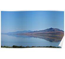 Antelope Island. Salt Lake, Utah Poster