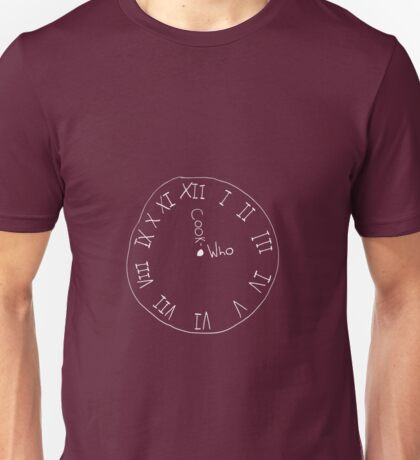 """Ohai """"Cook-Who"""" Tee Unisex T-Shirt"""
