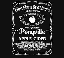 Flim Flam Brother's Old Fashioned Ponyville Apple Cider Unisex T-Shirt