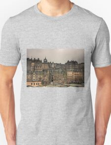 Crowded Old Town T-Shirt