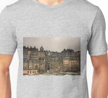 Crowded Old Town Unisex T-Shirt