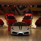 Ferrari Family Values by Igor Pozdnyakov
