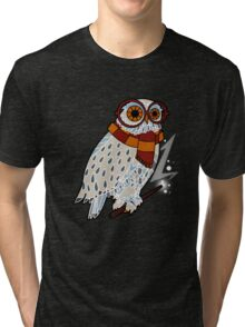 Hedwig the witch Tri-blend T-Shirt