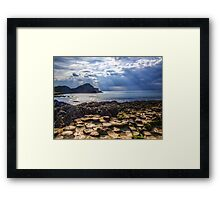 Giant's Causeway - Northern Ireland Framed Print