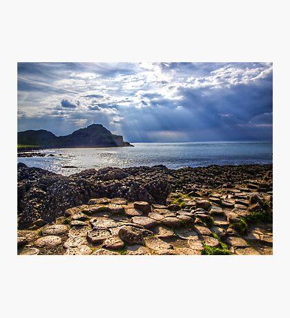 Giant's Causeway - Northern Ireland Photographic Print