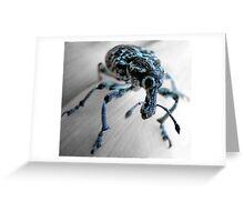 weevil Greeting Card