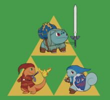 The Heroes of Kanto by InaBox