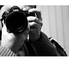 My self Photographic Print