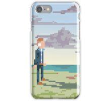 Pixel Suit iPhone Case/Skin