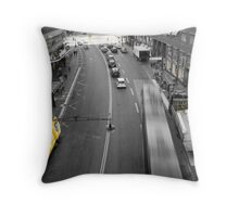 Innercity Stockholm, Sweden Throw Pillow