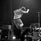 Vedder Jump by Andrew  Ray