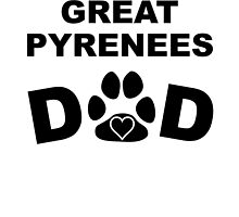 Great Pyrenees Dad by GiftIdea