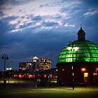 Greenwich at night by DPBlunt