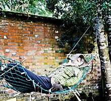 The Lazy Scarecrow by Catherine Hamilton-Veal  ©