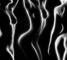 Three Graces by Mikhail Palinchak