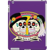 Los Novios (English) iPad Case/Skin
