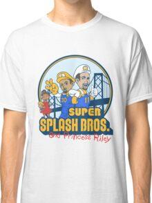 Princess Riley & The Splash Bros Classic T-Shirt