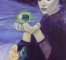 """Soulmates - from """"Impossible love"""" series by dorina costras"""