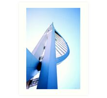 Spinnaker Tower Art Print