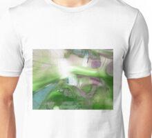 Green+Blue Unisex T-Shirt