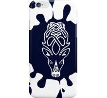 Skyrim Falkreath Splat Logo iPhone Case/Skin