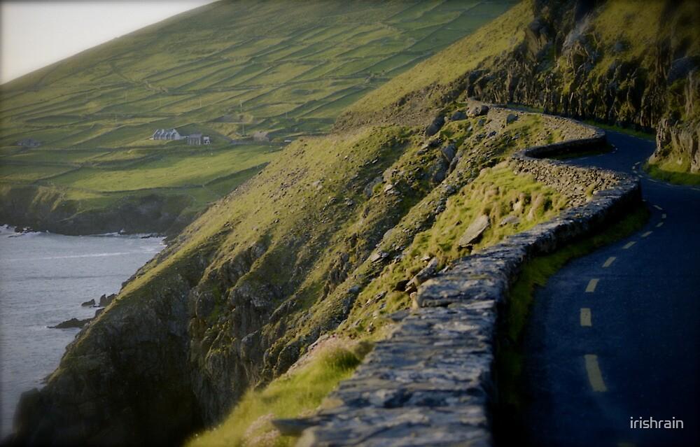 Road in Kerry by irishrain
