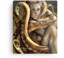 the tentacles of agony Metal Print
