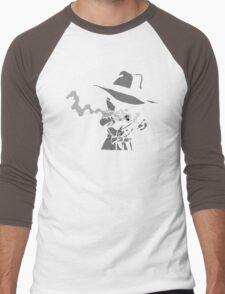 Tracer Bullet, Private Eye Men's Baseball ¾ T-Shirt