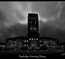 Cambridge University Library by billions