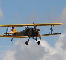 US Amry YPT-6A - Restored by Pilotgear