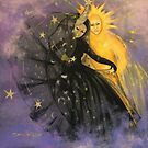 """Magic dance -  from  """"Impossible love""""  series by dorina costras"""