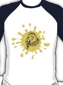 Skyrim Whiterun Splat Logo T-Shirt