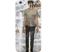 Into Trouble iPhone Case/Skin