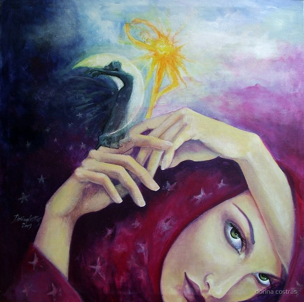 Somewhere...sometime... by dorina costras
